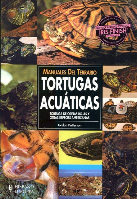 TORTUGAS ACUATICAS . MANUALES DEL TERRARIO