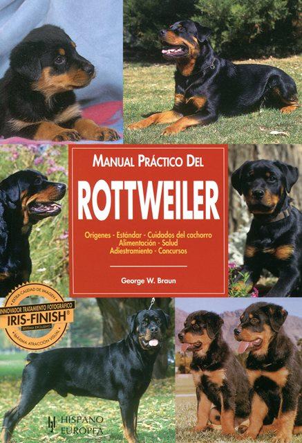 ROTTWEILER , MANUAL PRACTICO DEL