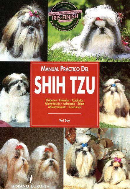 SHIH TZU . MANUAL PRACTICO DEL