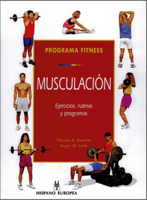 PROGRAMA FITNESS . MUSCULACION . EJERCICIOS , RUTINAS Y PROGRAMAS