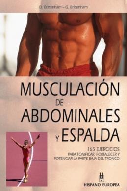 MUSCULACION DE ABDOMINALES Y ESPALDA