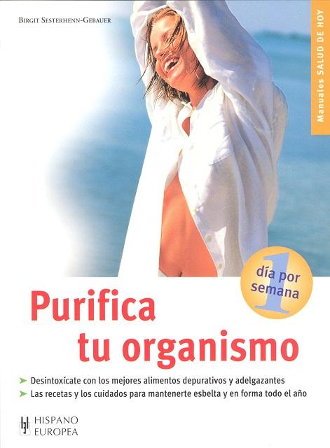 PURIFICA TU ORGANISMO