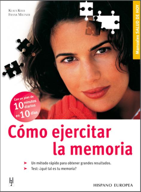 MEMORIA COMO EJERCITAR LA