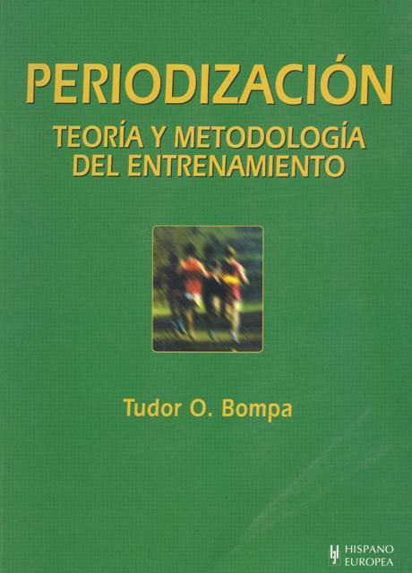PERIODIZACION . TEORIA Y METODOLOGIA DEL ENTRENAMIENTO