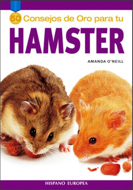HAMSTER 50 CONSEJOS DE ORO