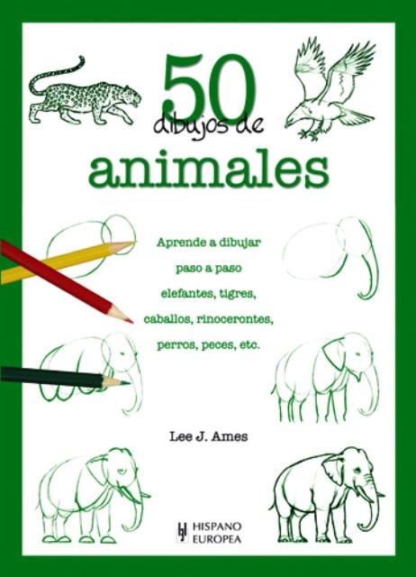 ANIMALES 50 DIBUJOS DE