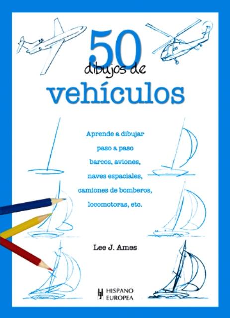 VEHICULOS 50 DIBUJOS DE