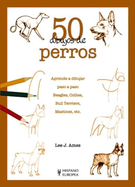 PERROS 50 DIBUJOS DE