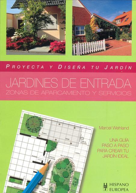 JARDINES DE ENTRADA . ZONA DE APARCAMIENTO Y SERVICIOS