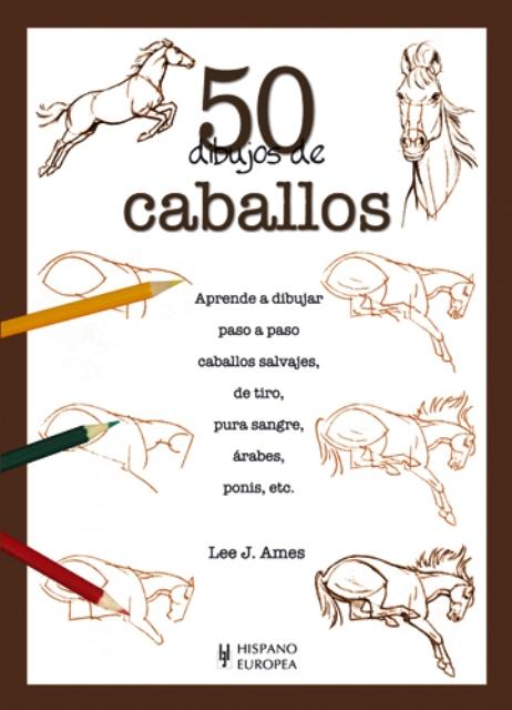 CABALLOS 50 DIBUJOS DE