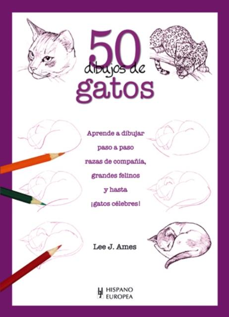 GATOS 50 DIBUJOS DE