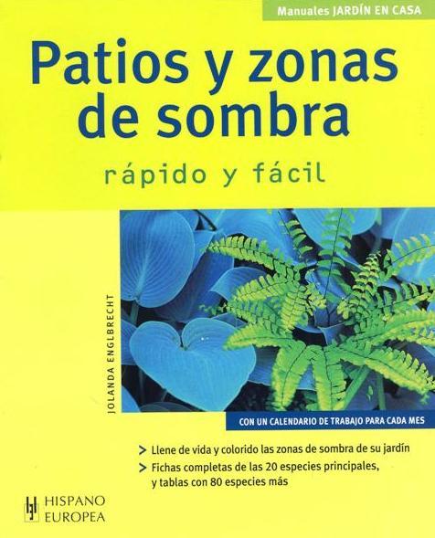 PATIOS Y ZONAS DE SOMBRA . RAPIDO Y FACIL