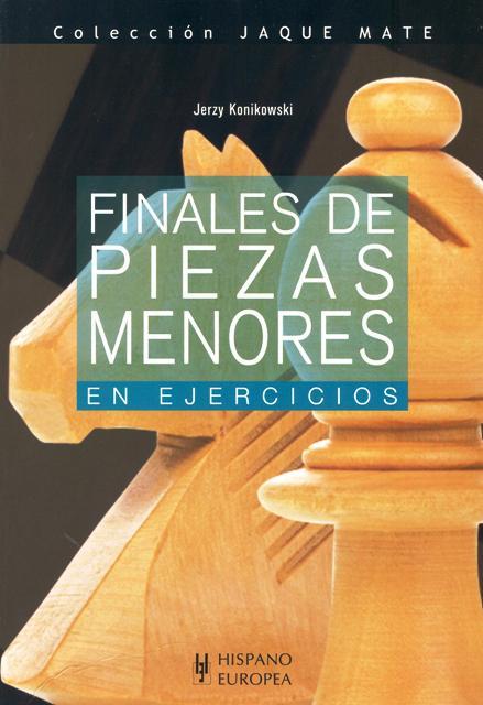 FINALES DE PIEZAS MENORES EN EJERCICIOS