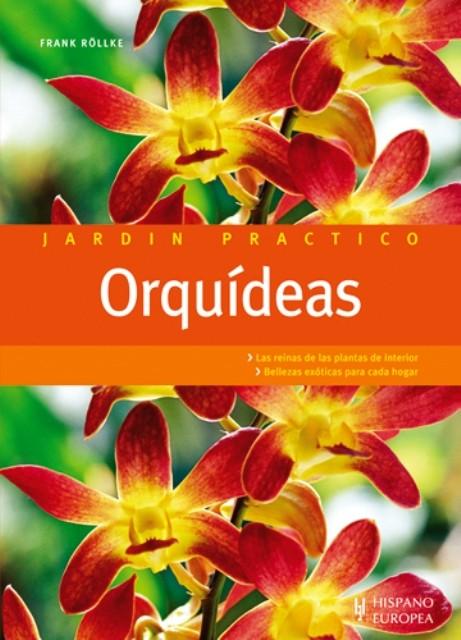 ORQUIDEAS . JARDIN PRACTICO
