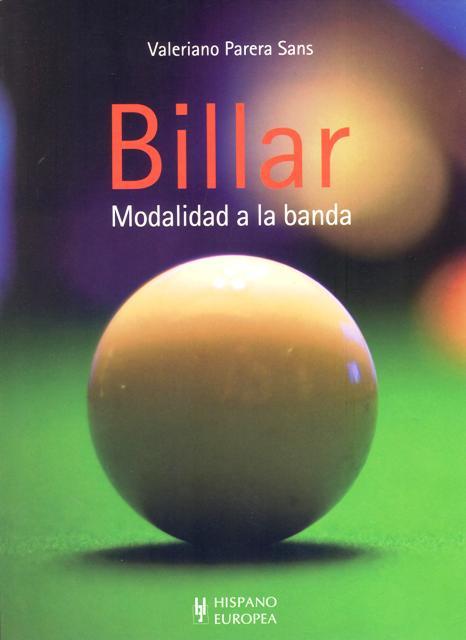 BILLAR . MODALIDAD A LA BANDA