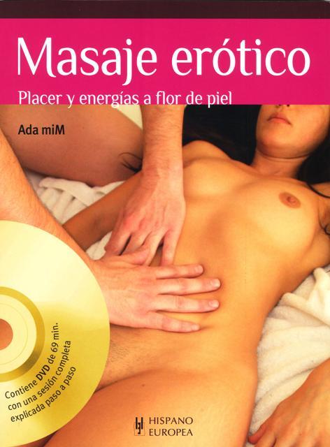 MASAJE EROTICO C/DVD PLACER ENERGIAS A FLOR DE PIEL