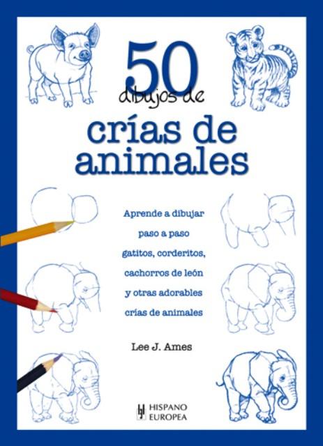 CRIAS DE ANIMALES 50 DIBUJOS DE