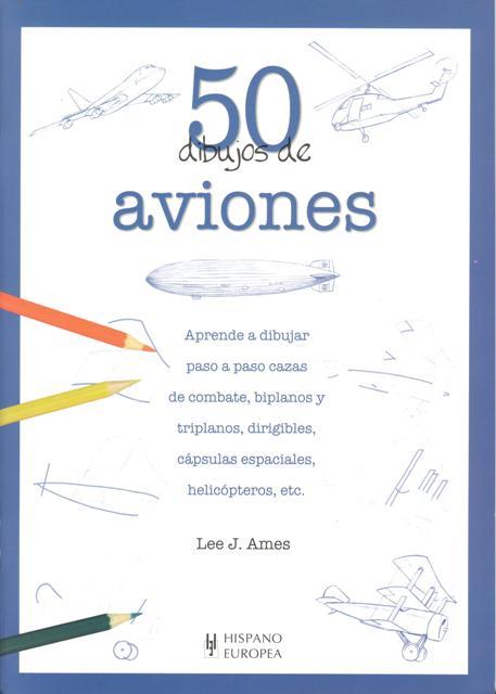 AVIONES 50 DIBUJOS DE