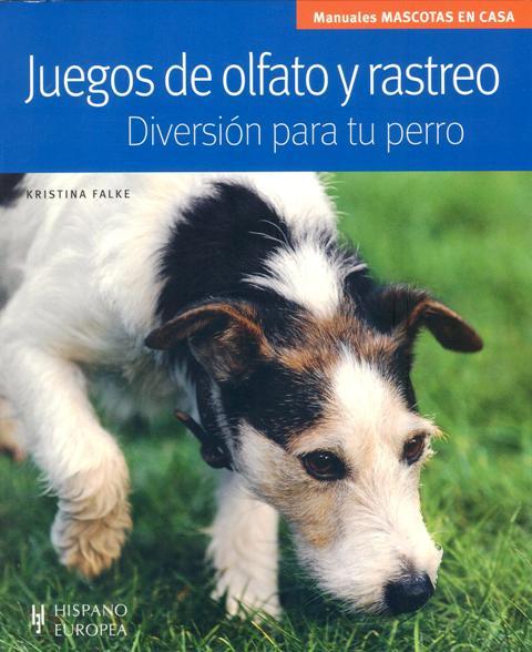 JUEGOS DE OLFATO Y RASTREO . DIVERSION PARA TU PERRO