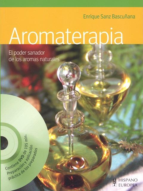 AROMATERAPIA C/DVD