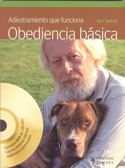 OBEDIENCIA BASICA C/DVD ADIESTRAMIENTO QUE FUNCIONA