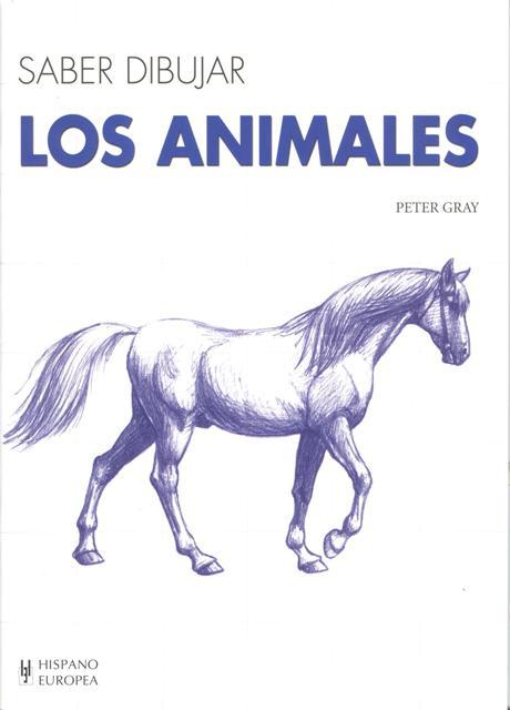 LOS ANIMALES . SABER DIBUJAR