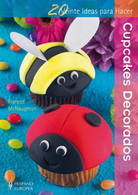 CUPCAKES DECORADOS . 20 IDEAS PARA HACER