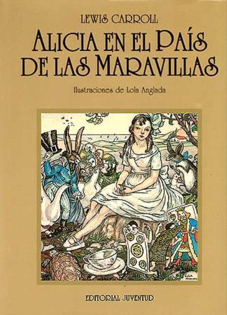 ALICIA EN EL PAIS DE LAS MARAVILLAS (TD)