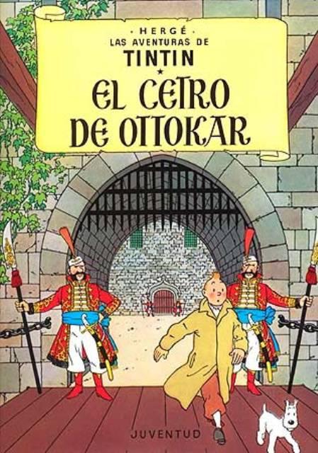 EL CETRO DE OTTOKAR (TD)