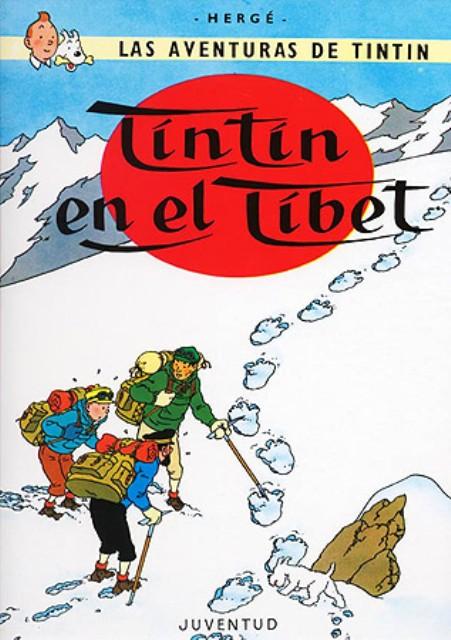 TINTIN EN EL TIBET (TD)