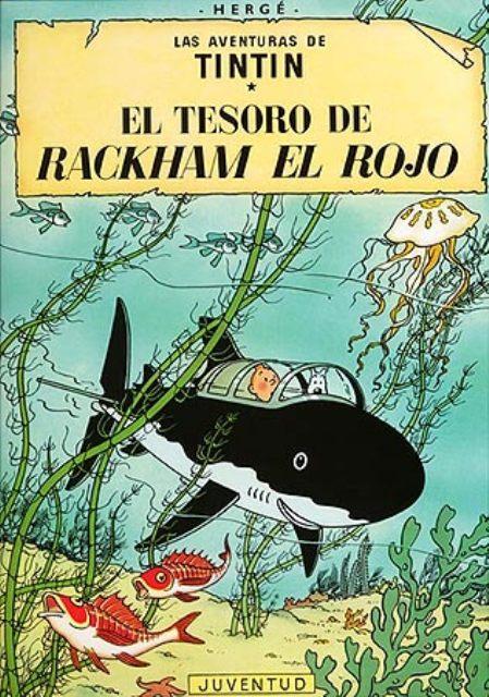 EL TESORO DE RACKHAM EL ROJO (TD)