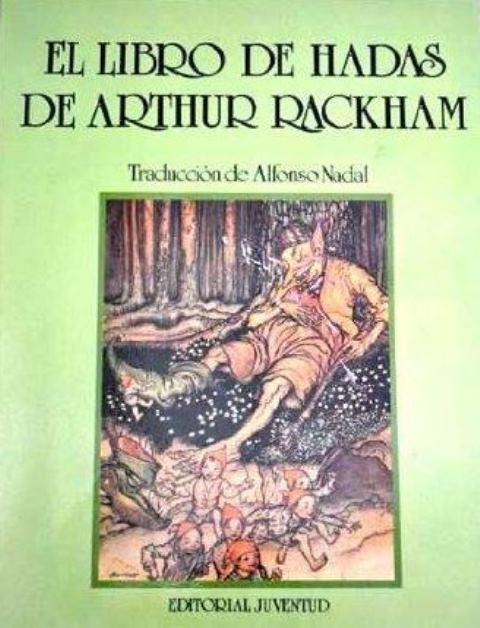 EL LIBRO DE HADAS DE ARTHUR RACKHAM (TD)