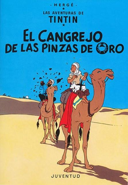 EL CANGREJO DE LAS PINZAS DE ORO (TD)