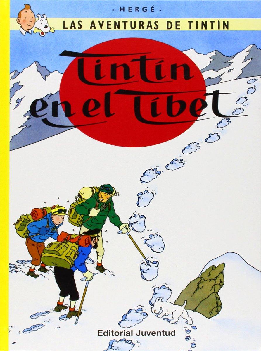 TINTIN EN EL TIBET (RUST.)