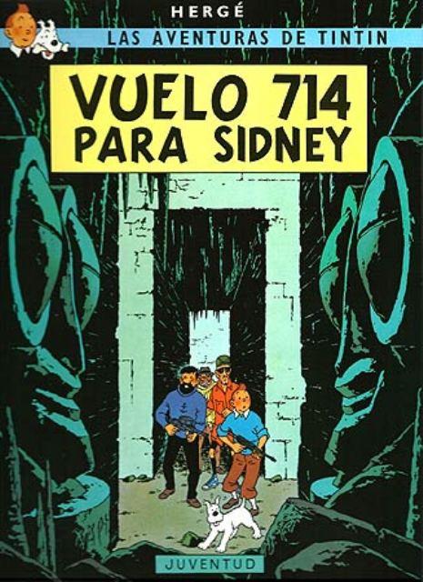 VUELO 714 PARA SIDNEY (RUST.)