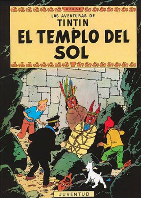 EL TEMPLO DEL SOL (RUST.)