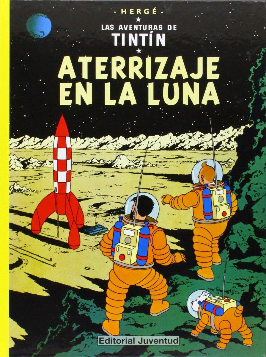 ATERRIZAJE EN LA LUNA (RUST.)