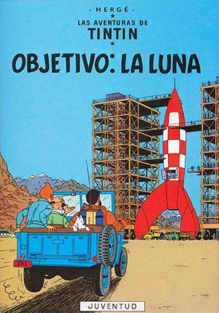 OBJETIVO : LA LUNA (RUST.)