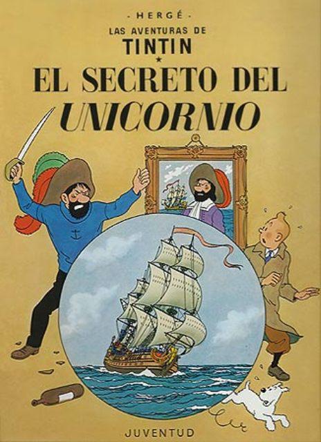 EL SECRETO DEL UNICORNIO (RUST.)