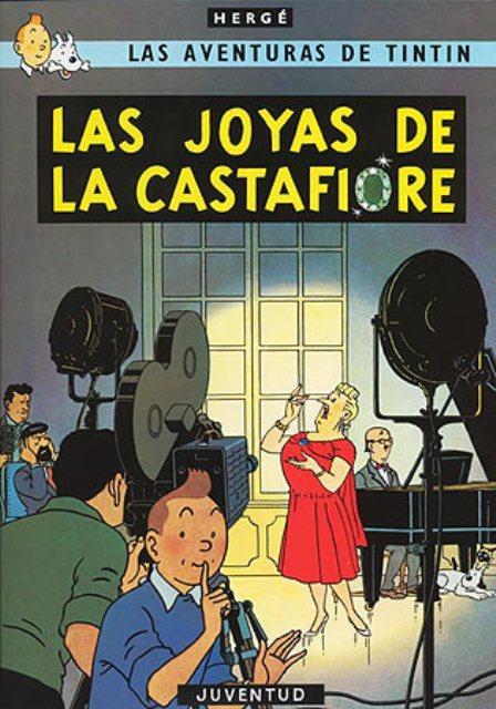 LAS JOYAS DE LA CASTAFIORE (RUST.)