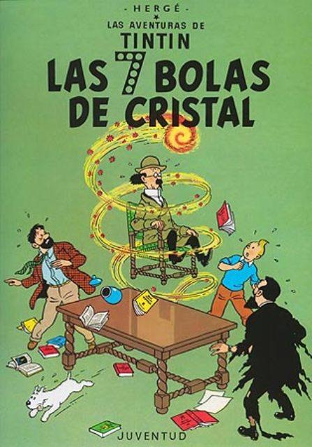 LAS SIETE BOLAS DE CRISTAL (RUST.)