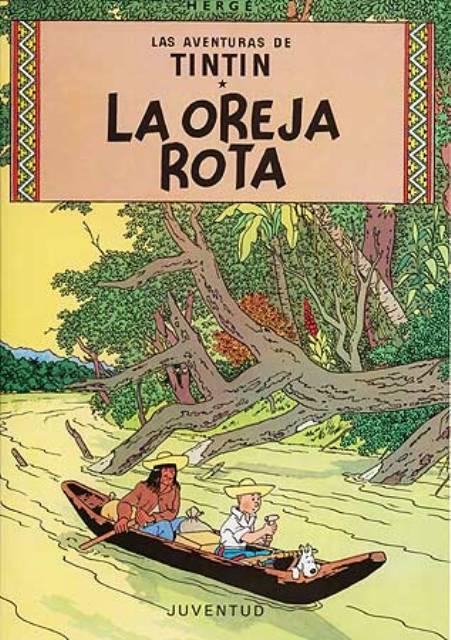 LA OREJA ROTA (RUST.)