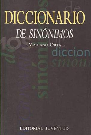 DICCIONARIO DE SINONIMOS (RUST.)