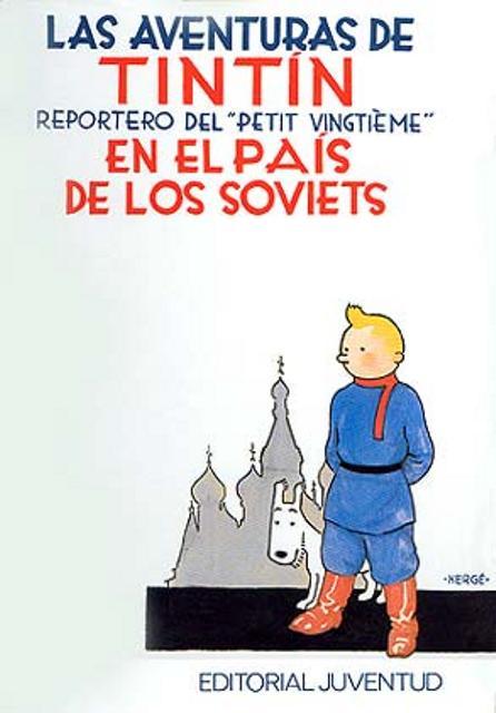 EN EL PAIS DE LOS SOVIETS (TD)
