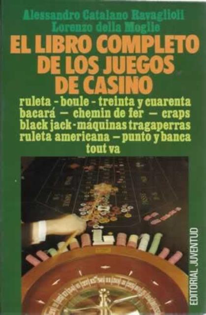 EL LIBRO COMPLETO DE LOS JUEGOS DE CASINO (RUST.)
