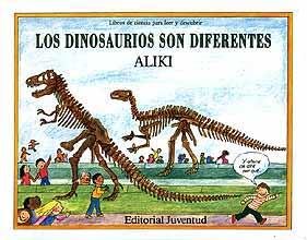 LOS DINOSAURIOS SON DIFERENTES (TD)