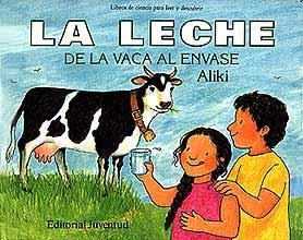 LA LECHE DE LA VACA AL ENVASE (TD)
