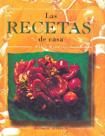 LAS RECETAS DE CASA