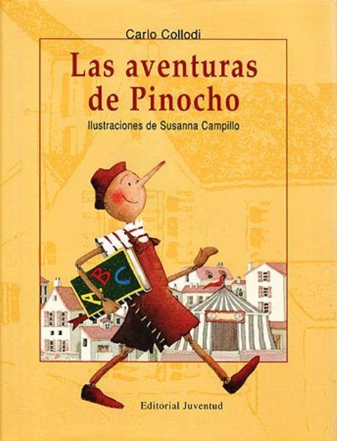 LAS AVENTURAS DE PINOCHO (TD)