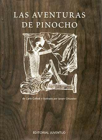LAS AVENTURAS DE PINOCHO . EDICION ANIVERSARIO